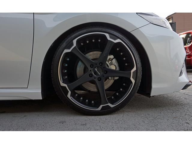 WSレザーパッケージ サンルーフ Giovanna20インチアルミ BLITZ車高調 ブラックレザーシート パワーシート セーフティセンス LEDヘッドライト オートハイビーム スマートキー2個 レーダークルーズ ドラレコ(23枚目)
