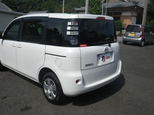 「トヨタ」「シエンタ」「ミニバン・ワンボックス」「岐阜県」の中古車9