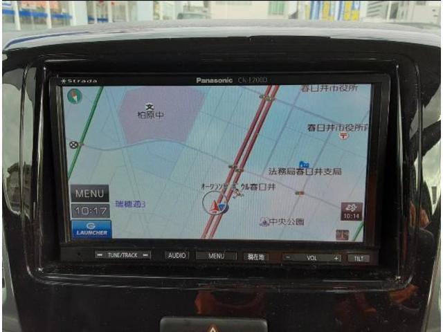 XSリミテッド 社外SDナビ ワンセグTV 両側電動スライド(9枚目)