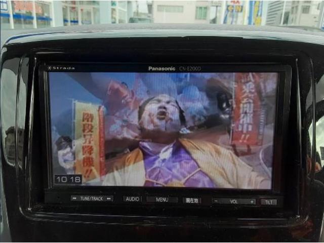XSリミテッド 社外SDナビ ワンセグTV 両側電動スライド(10枚目)