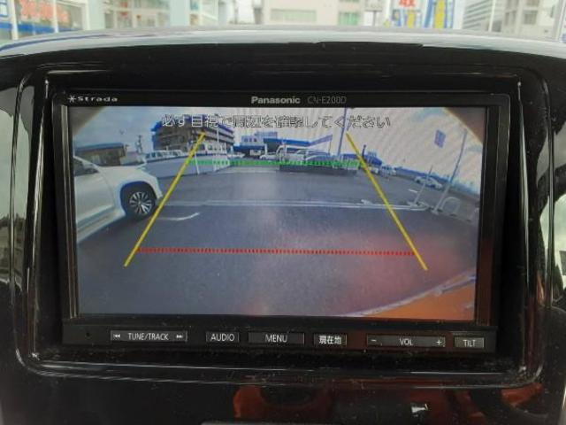XSリミテッド 社外SDナビ ワンセグTV 両側電動スライド(11枚目)