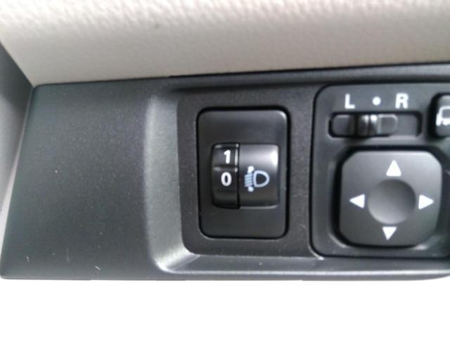 三菱 eKワゴン E 届出済み未使用車 運転席シートヒーター 横滑り防止装置