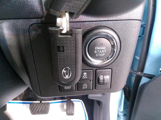 G SAIII 届出済み未使用車 前席シートヒーター 禁煙車(7枚目)