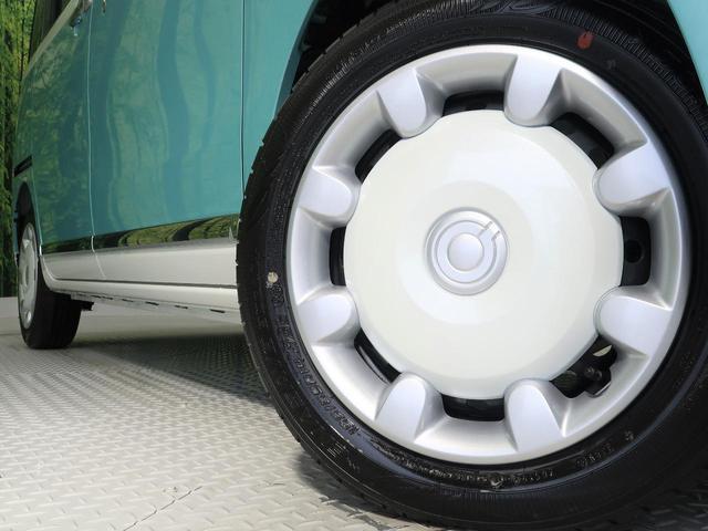●純正14インチホイールキャップ装備。各種アルミホイール+タイヤやスタッドレスのセットもお取扱いございますのでご検討の方はスタッフまでご相談ください。