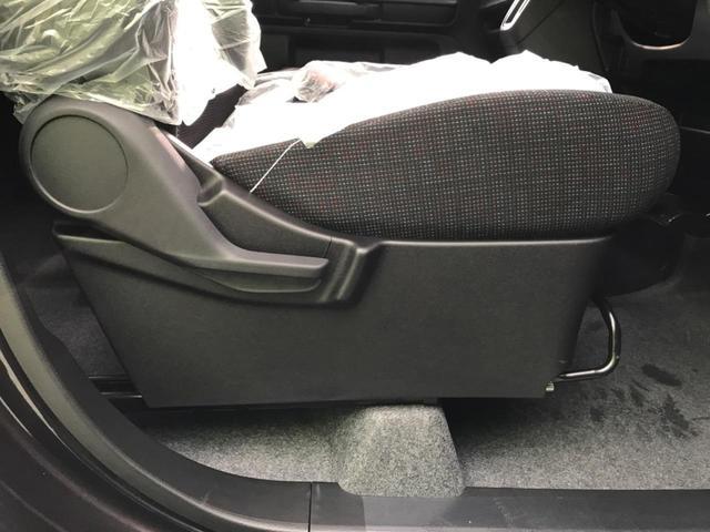 ハイブリッドG 届出済未使用車 両側スライドドア スマートキー プッシュスタート オートライト オートエアコン アイドリングストップ 電動格納ミラー(36枚目)