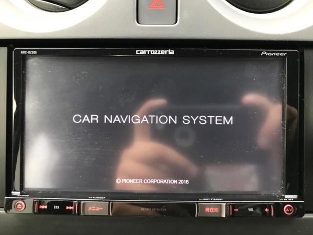 X 社外SDナビ スマートキー 禁煙車 エマージェンシーブレーキ クリアランスソナー ETC(3枚目)