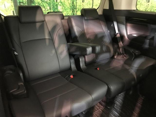 2.5Z Gエディション 11型アルパインナビ フリップダウンモニター トヨタセーフティーセンス サンルーフ 両側電動スライドドア 禁煙車 前席パワーシート シートヒーター シートエアコン(14枚目)