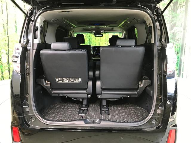2.5Z Gエディション 11型アルパインナビ フリップダウンモニター トヨタセーフティーセンス サンルーフ 両側電動スライドドア 禁煙車 前席パワーシート シートヒーター シートエアコン(31枚目)
