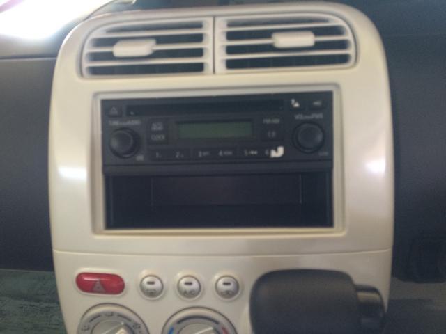 三菱 eKワゴン MX キーレス 純正CD