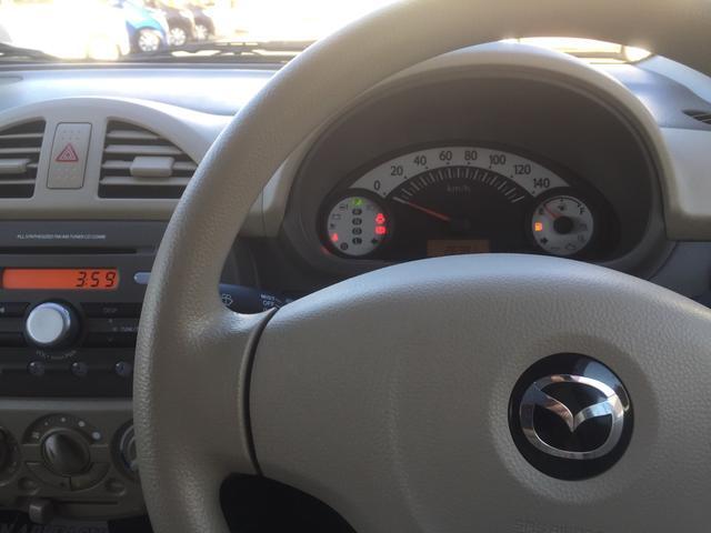 マツダ キャロル GS キーレス プライバシーガラス CD