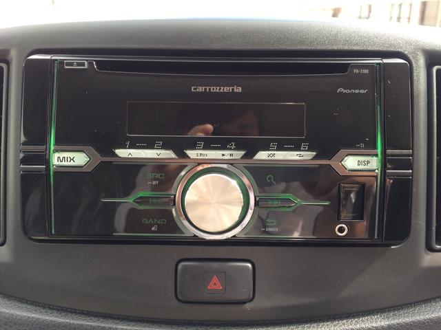 ダイハツ ミライース X CD キーレス