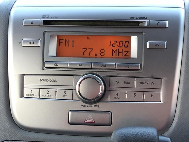 スズキ ワゴンR FX キーレス CD ラジオ ベンチシート