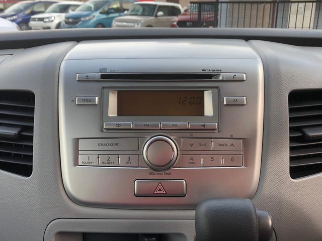 FX 軽自動車 キーレス 社外アルミ CDオーディオ(12枚目)