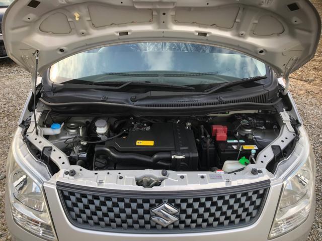 FX 軽自動車 キーレス 社外アルミ CDオーディオ(18枚目)