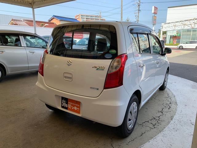 L ECO-L アルトエコ キーレスエントリー アイドリングストップ CD パワーウィンドウ 白 軽自動車(8枚目)