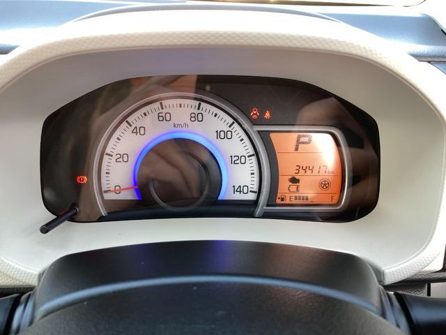 X 衝突軽減ブレーキ スマートキー ETC アルミホイール オートエアコン CD プッシュスタート シートヒーター アイドリングストップ 電動格納ミラー 軽自動車(13枚目)
