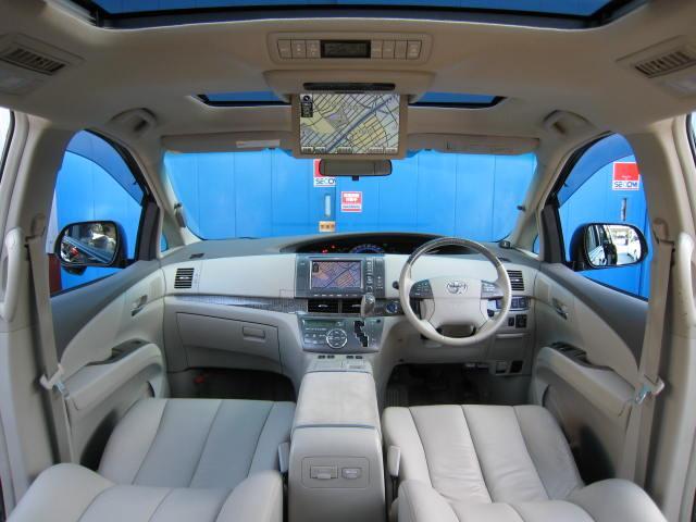 G レザーPG4WD WナビSR寒冷CセンサDCMサイドAB(8枚目)