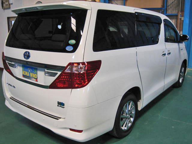 トヨタ アルファードハイブリッド G Lパッケージ 4WD プリクラ18SPパノラビュDCM