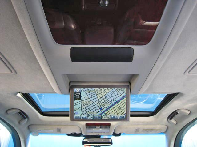 LS600hL後席セパレートシートPG 4WDエアロ20AW(8枚目)