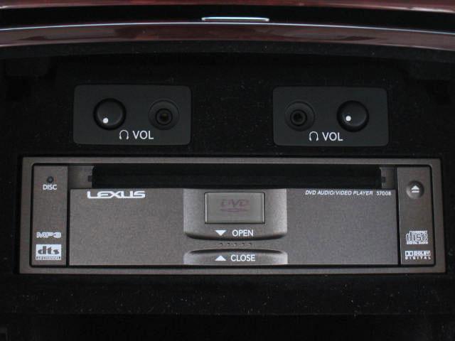 LS600hL後席セパレートシートPG 4WDエアロ20AW(17枚目)