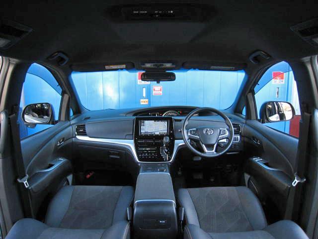 アエラス プレミアム 4WD プリクラSDナビPBドアCソナ(9枚目)