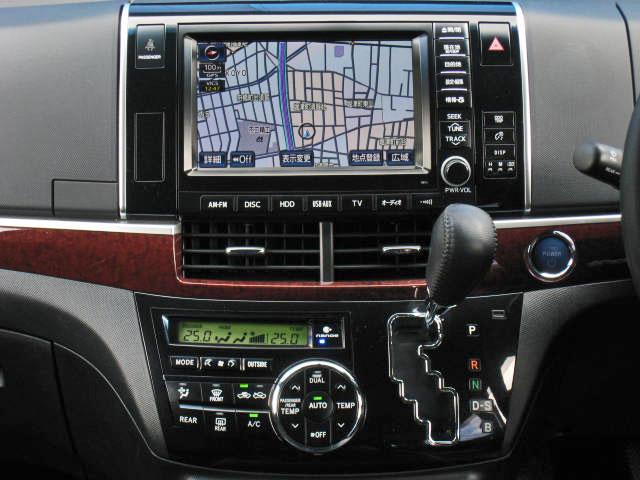 アエラス レザーパッケージ 4WD WTVWSR黒革PBドア(11枚目)