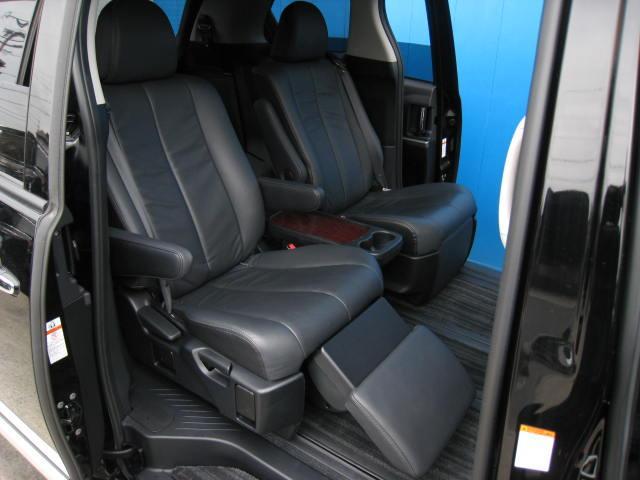 アエラス レザーパッケージ 4WD WTVWSR黒革PBドア(20枚目)