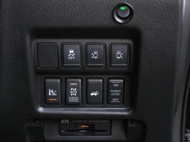 VIP 4WD全OP踏違レダクルBOSE後席シアタWSR黒革(15枚目)