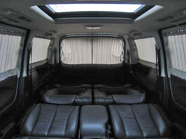 350HSブラックレザーED 車間制御WナビSR電動カーテン(18枚目)