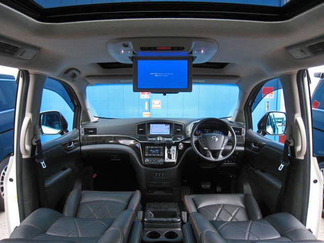 350ハイウェイスタープレミアム 4WD 全OPニスモエアロ(9枚目)