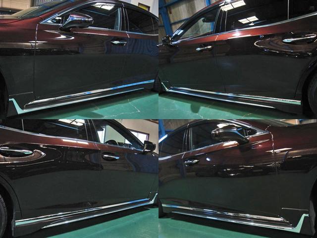 LS500 エグゼクティブ 4WD 切子調カットガラス寒冷地(11枚目)