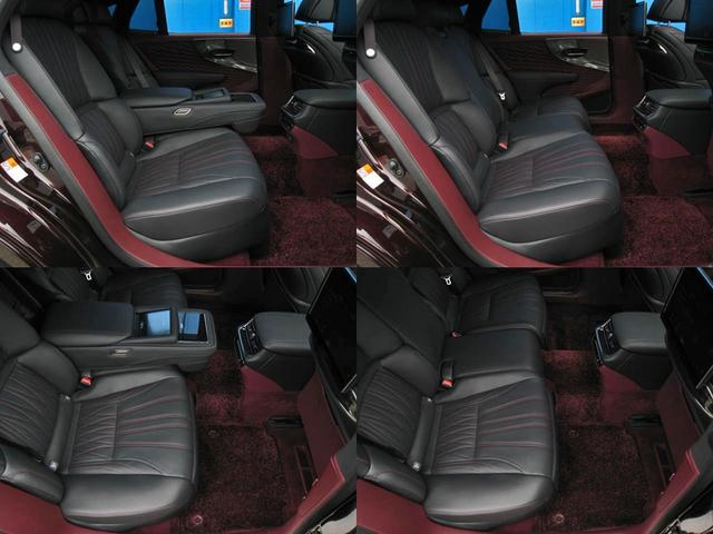 LS500 エグゼクティブ 4WD 切子調カットガラスハンドプリーツ電動サンルーフ寒冷地モデリスタエアロキットTRDリヤスポOP20AWリラクゼーションシートリヤエンタマークレビン23SPマルチオペレーションパネルクールボックス(69枚目)