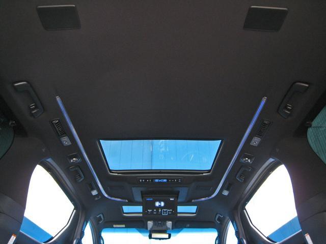 3.5エグゼクティブラウンジ トヨタセーフティセンスWサンルーフSDナビリヤエンターテイメントJBLサウンド17SPプレミアムナッパ黒本革エアシートパノラミックビュMパワーバック両電ドア3眼LEDランプ寒冷地仕様デジタルインナミラ(25枚目)