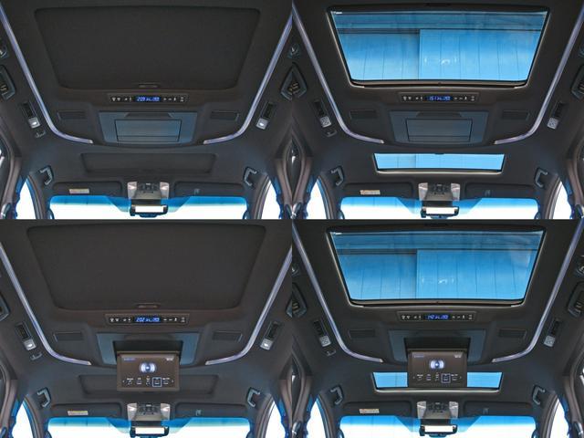 3.5エグゼクティブラウンジ トヨタセーフティセンスWサンルーフSDナビリヤエンターテイメントJBLサウンド17SPプレミアムナッパ黒本革エアシートパノラミックビュMパワーバック両電ドア3眼LEDランプ寒冷地仕様デジタルインナミラ(19枚目)
