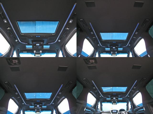 3.5エグゼクティブラウンジ トヨタセーフティセンスWサンルーフSDナビリヤエンターテイメントJBLサウンド17SPプレミアムナッパ黒本革エアシートパノラミックビュMパワーバック両電ドア3眼LEDランプ寒冷地仕様デジタルインナミラ(21枚目)