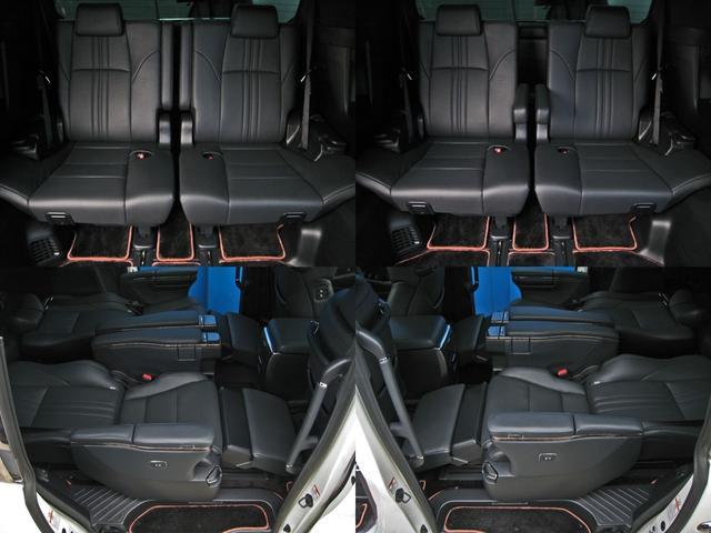 3.5エグゼクティブラウンジ トヨタセーフティセンスWサンルーフSDナビリヤエンターテイメントJBLサウンド17SPプレミアムナッパ黒本革エアシートパノラミックビュMパワーバック両電ドア3眼LEDランプ寒冷地仕様デジタルインナミラ(60枚目)