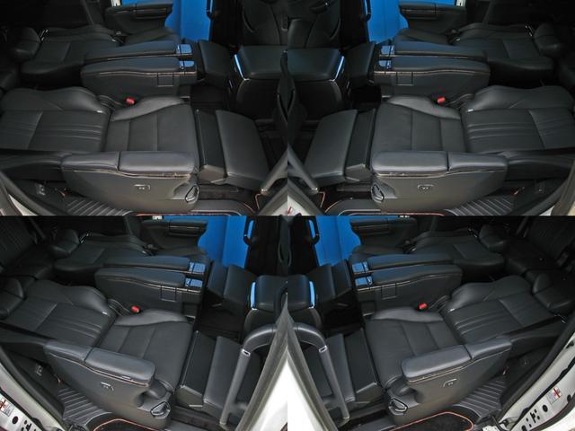 3.5エグゼクティブラウンジ トヨタセーフティセンスWサンルーフSDナビリヤエンターテイメントJBLサウンド17SPプレミアムナッパ黒本革エアシートパノラミックビュMパワーバック両電ドア3眼LEDランプ寒冷地仕様デジタルインナミラ(61枚目)