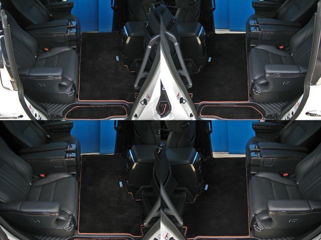 3.5エグゼクティブラウンジ トヨタセーフティセンスWサンルーフSDナビリヤエンターテイメントJBLサウンド17SPプレミアムナッパ黒本革エアシートパノラミックビュMパワーバック両電ドア3眼LEDランプ寒冷地仕様デジタルインナミラ(62枚目)