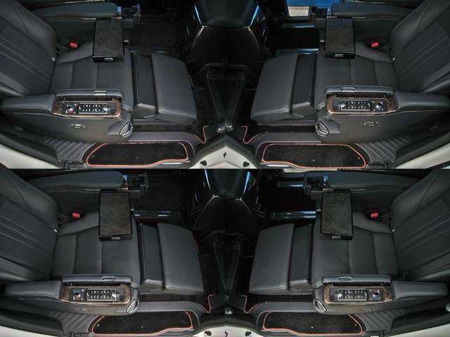 3.5エグゼクティブラウンジ トヨタセーフティセンスWサンルーフSDナビリヤエンターテイメントJBLサウンド17SPプレミアムナッパ黒本革エアシートパノラミックビュMパワーバック両電ドア3眼LEDランプ寒冷地仕様デジタルインナミラ(70枚目)
