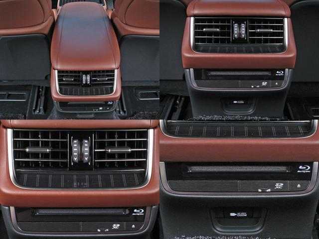 LS500h エグゼクティブ 4WD レクサスセーフティシステムA電動サンルーフL-ANILINE本革シートリヤエンターテイメントマークレビンソン23SP温感リラクゼーションBSMパノラミックビュMデジタルインナミラパワートランク(46枚目)