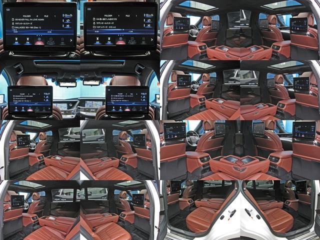 LS500h エグゼクティブ 4WD レクサスセーフティシステムA電動サンルーフL-ANILINE本革シートリヤエンターテイメントマークレビンソン23SP温感リラクゼーションBSMパノラミックビュMデジタルインナミラパワートランク(54枚目)