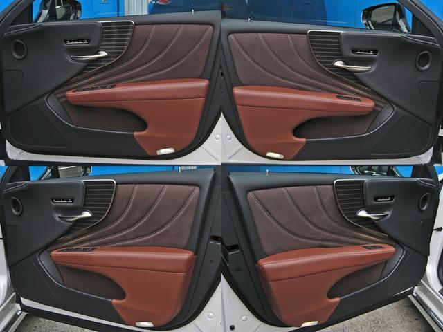 LS500h エグゼクティブ 4WD レクサスセーフティシステムA電動サンルーフL-ANILINE本革シートリヤエンターテイメントマークレビンソン23SP温感リラクゼーションBSMパノラミックビュMデジタルインナミラパワートランク(55枚目)