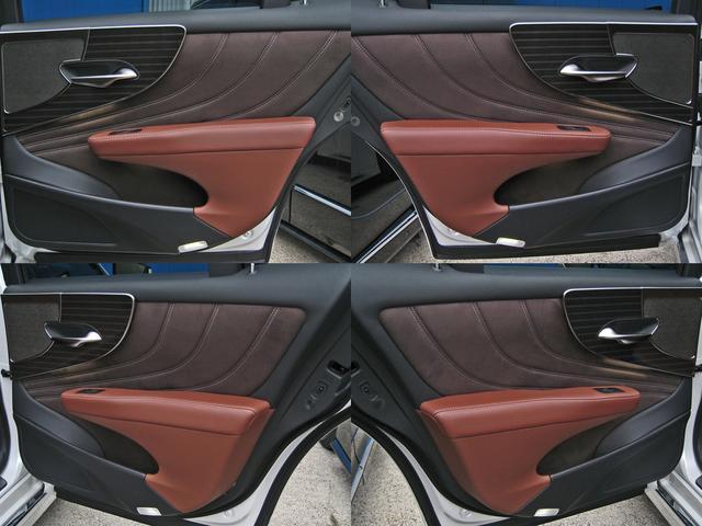 LS500h エグゼクティブ 4WD レクサスセーフティシステムA電動サンルーフL-ANILINE本革シートリヤエンターテイメントマークレビンソン23SP温感リラクゼーションBSMパノラミックビュMデジタルインナミラパワートランク(56枚目)