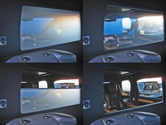 ロイヤルラウンジSP 4WDモデリスタパーソナルカスタマイズサドルタンバンブー本杢フルパーテーションエクストラキャビネット冷蔵庫リヤエンターテイメント24型ディスプレイ後席リラクゼーションシート集中コントロールタッチパネル(21枚目)
