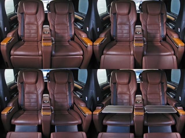 ロイヤルラウンジSP 4WDモデリスタパーソナルカスタマイズサドルタンバンブー本杢フルパーテーションエクストラキャビネット冷蔵庫リヤエンターテイメント24型ディスプレイ後席リラクゼーションシート集中コントロールタッチパネル(71枚目)