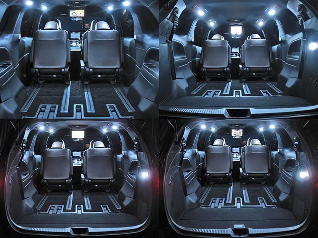 アエラス プレミアム-G 4WD プリクラッシュセーフティレーンディパーチャーアラート9型SDナビ11.2型後席ディスプレイFSBモニタクリアランスソナ半革快適温熱シート電動格納3シートクルーズコントロール寒冷地ATハイビーム(56枚目)