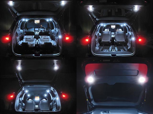 アエラス プレミアム-G 4WD プリクラッシュセーフティレーンディパーチャーアラート9型SDナビ11.2型後席ディスプレイFSBモニタクリアランスソナ半革快適温熱シート電動格納3シートクルーズコントロール寒冷地ATハイビーム(57枚目)