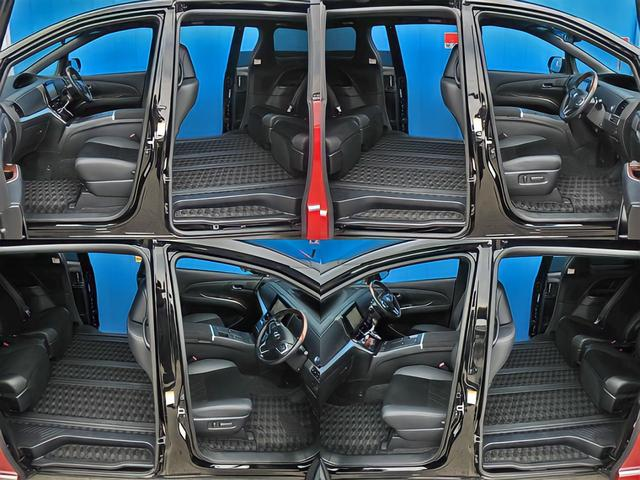 アエラス プレミアム-G 4WD プリクラッシュセーフティレーンディパーチャーアラート9型SDナビ11.2型後席ディスプレイFSBモニタクリアランスソナ半革快適温熱シート電動格納3シートクルーズコントロール寒冷地ATハイビーム(63枚目)