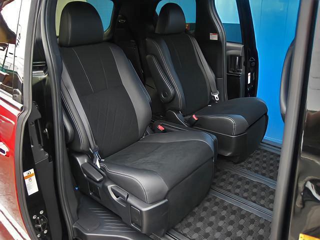 アエラス プレミアム-G 4WD プリクラッシュセーフティレーンディパーチャーアラート9型SDナビ11.2型後席ディスプレイFSBモニタクリアランスソナ半革快適温熱シート電動格納3シートクルーズコントロール寒冷地ATハイビーム(69枚目)