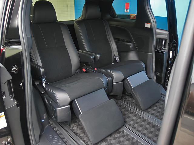 アエラス プレミアム-G 4WD プリクラッシュセーフティレーンディパーチャーアラート9型SDナビ11.2型後席ディスプレイFSBモニタクリアランスソナ半革快適温熱シート電動格納3シートクルーズコントロール寒冷地ATハイビーム(73枚目)